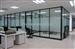 供应办公室玻璃隔断安装、铝合金玻璃隔断定做安装