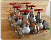 AWJ45F-40PDN25不銹鋼氨用截止閥